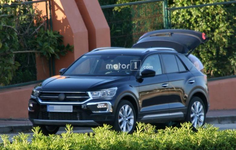Самый маленький кроссовер Volkswagen готовится к дебюту 1