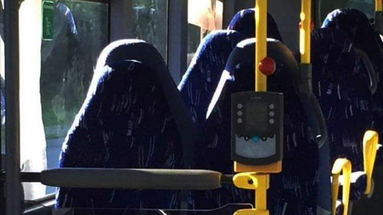 Сидения в норвежских автобусах пугают пассажиров 1