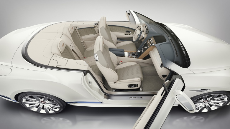 Компания Bentley построила «яхтомобиль» 2