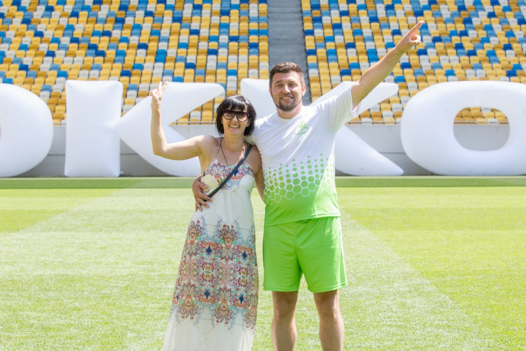 Сеть «ОККО» вручила первый VOLVO в рамках летней акции 4