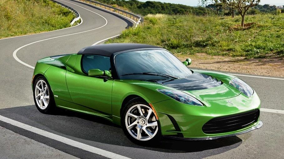 У Tesla Roadster запас хода увеличен до 550 километров 1