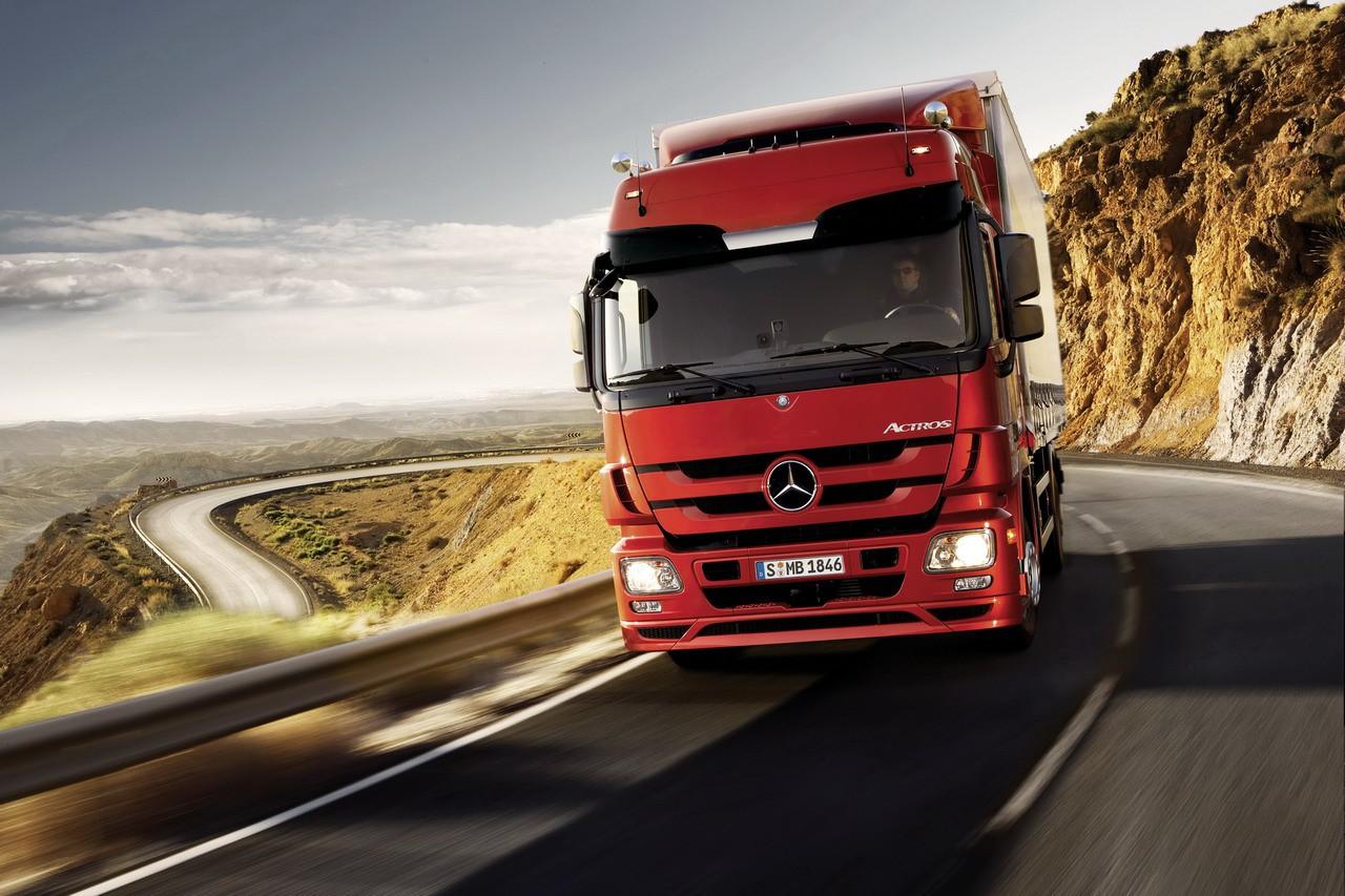 Крупнейшие производители грузовиков оштрафованы на три миллиарда евро 2
