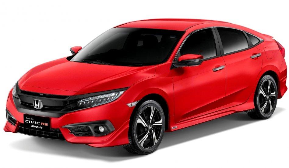 Honda презентовала новую версию Civic 1