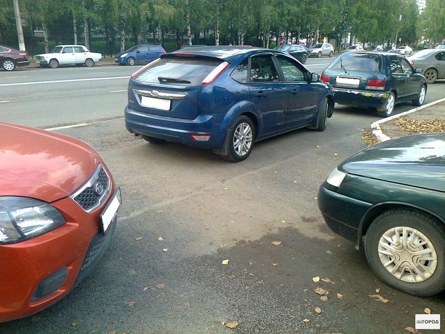 Народные депутаты не захотели ужесточать наказание за неправильную парковку 1