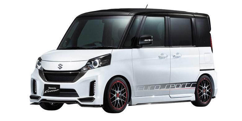 Suzuki выпустила 20-миллионный автомобиль 1