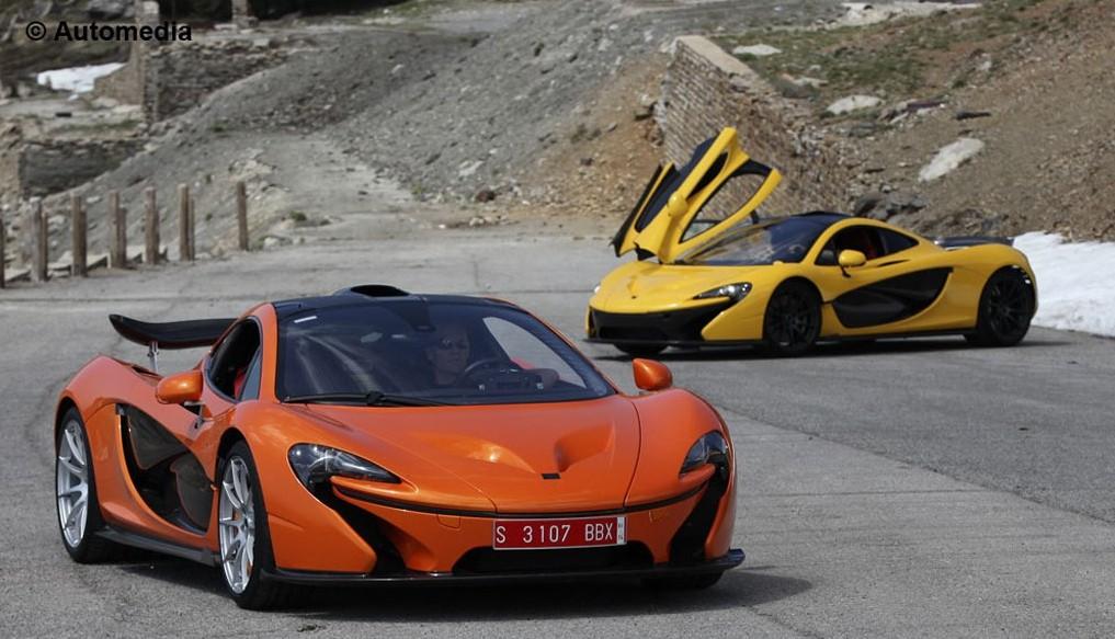 Дизайнер McLaren раскрыл правду о «шпионских фото» 1