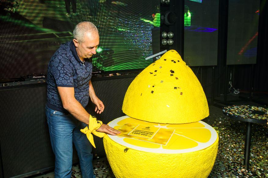 «Лимон на идею»: второй миллион гривен от ОККО уехал в Запорожье 1