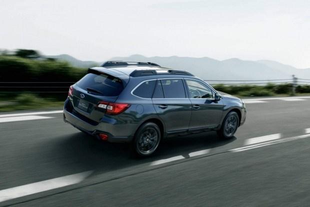 Subaru выпустила специальный Outback к 60-летию марки 3