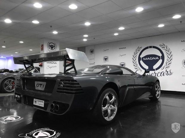 На продажу выставили единственный экземпляр прототипа Sbarro Espace GT1 2