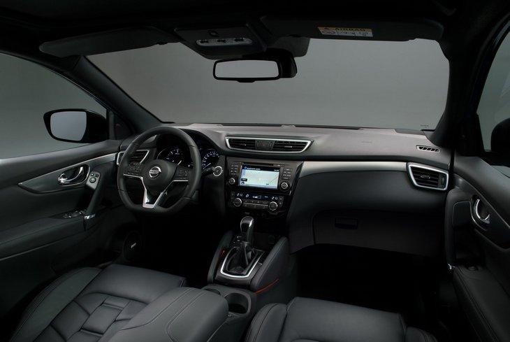 Nissan Qashqai получил новый дизельный мотор 2
