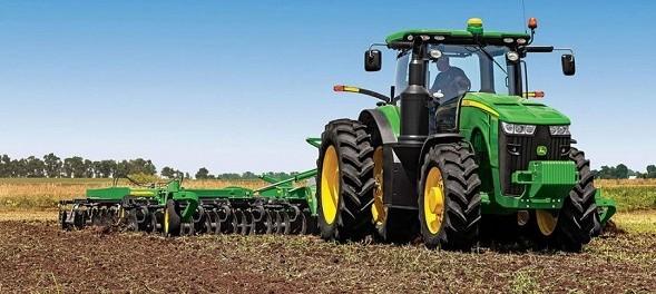Регистрация сельхозтехники в Украине заметно упростится 1