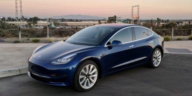 Tesla продала свыше 50 тысяч электромобилей Model 3 с начала 2018 года 1