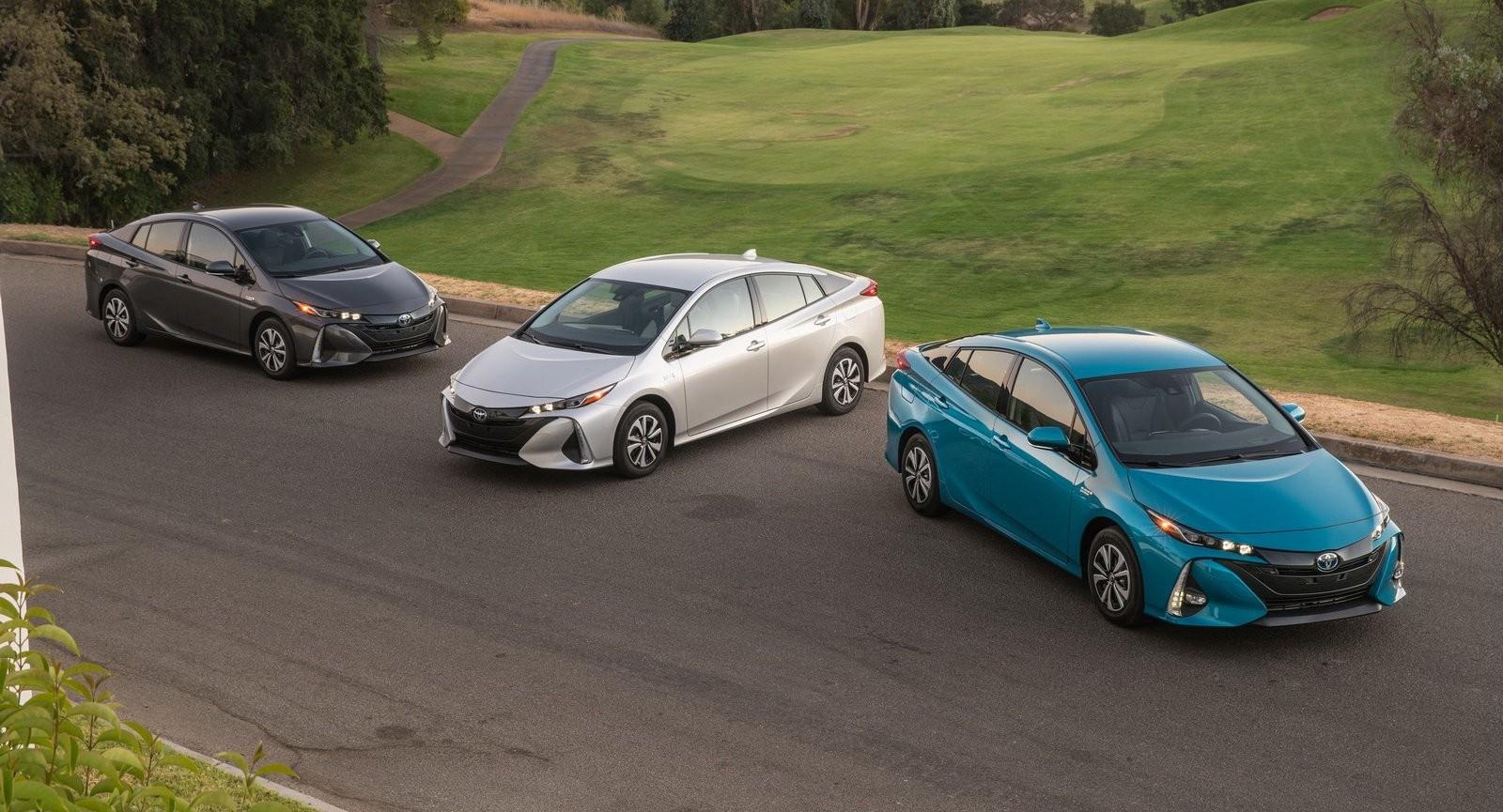 Toyota собралась сотрудничать с Geely в области гибридных технологий 1