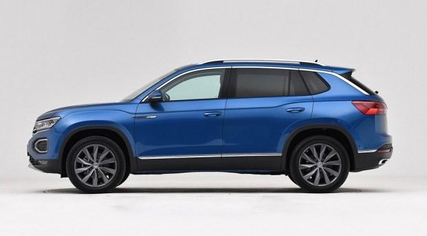 Volkswagen Tiguan обрёл ещё одного брата 1