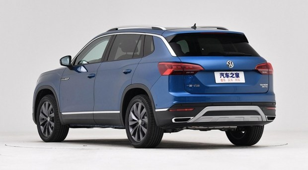 Volkswagen Tiguan обрёл ещё одного брата 2