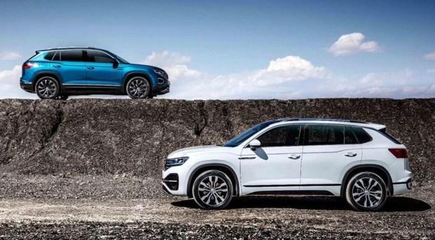 Volkswagen Tiguan обрёл ещё одного брата 3