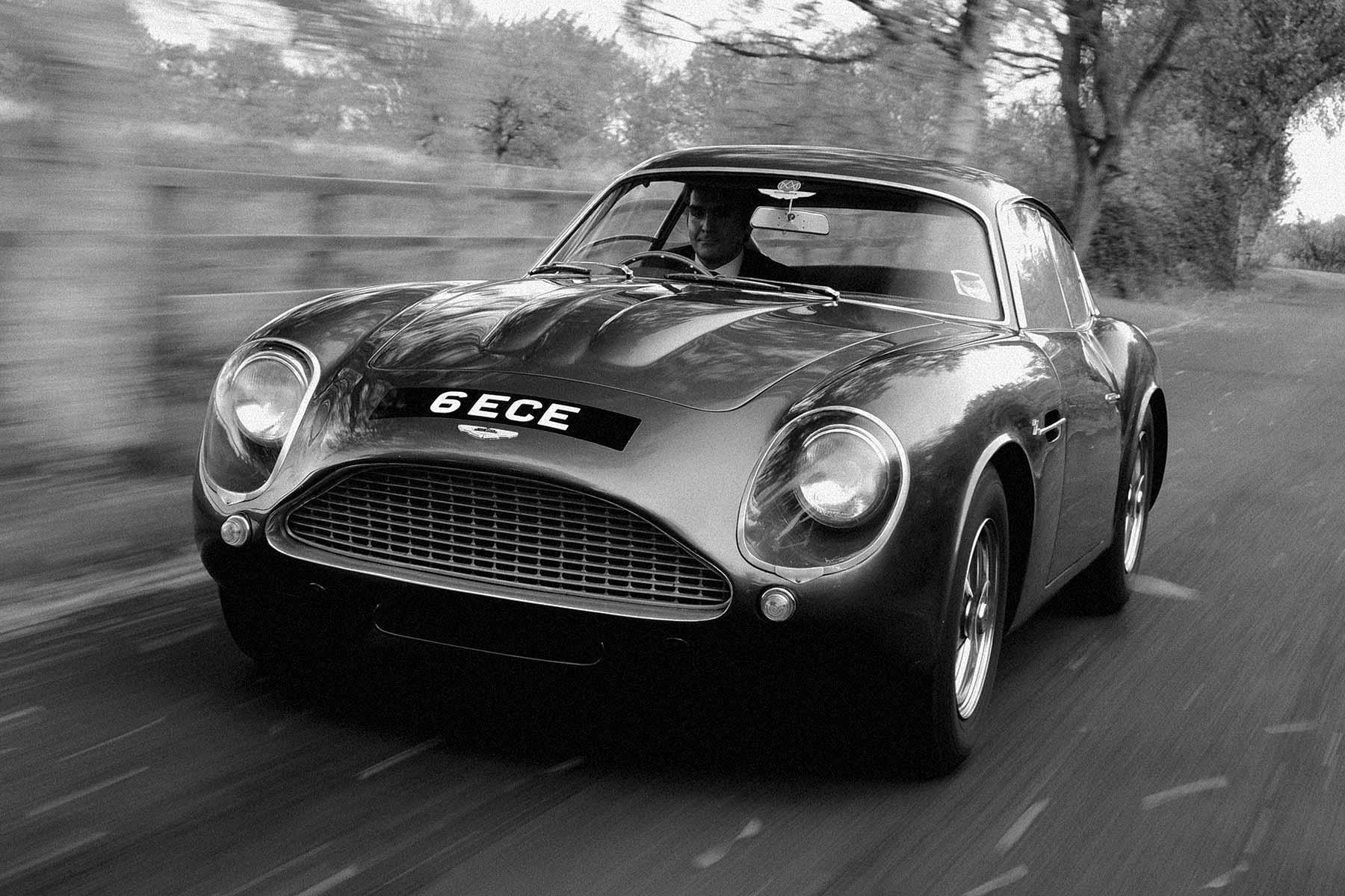 Aston Martin и Zagato «перевыпустят» классический DB4 GT и построят новый спорткар 1