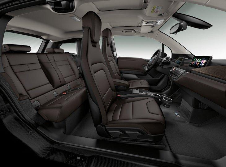 BMW расширит возможности премиум-электрокара i3 2