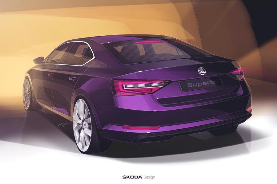 Следующая Skoda Octavia RS станет гибридом 1