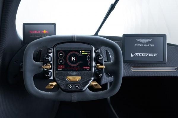 Aston Martin Valkyrie оснастят двигателем NA Ever от компании Cosworth 1