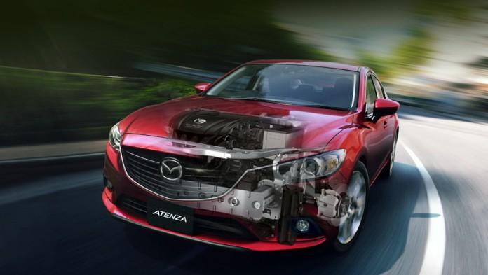 Mazda изменит 95% своих моделей 1