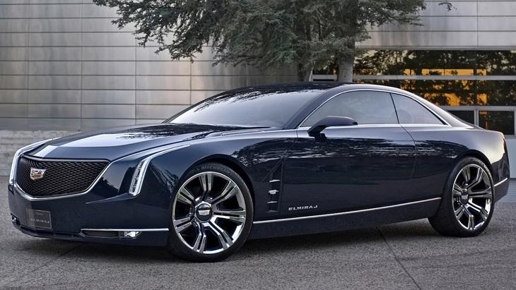 Когда появится первый электрический Cadillac 1