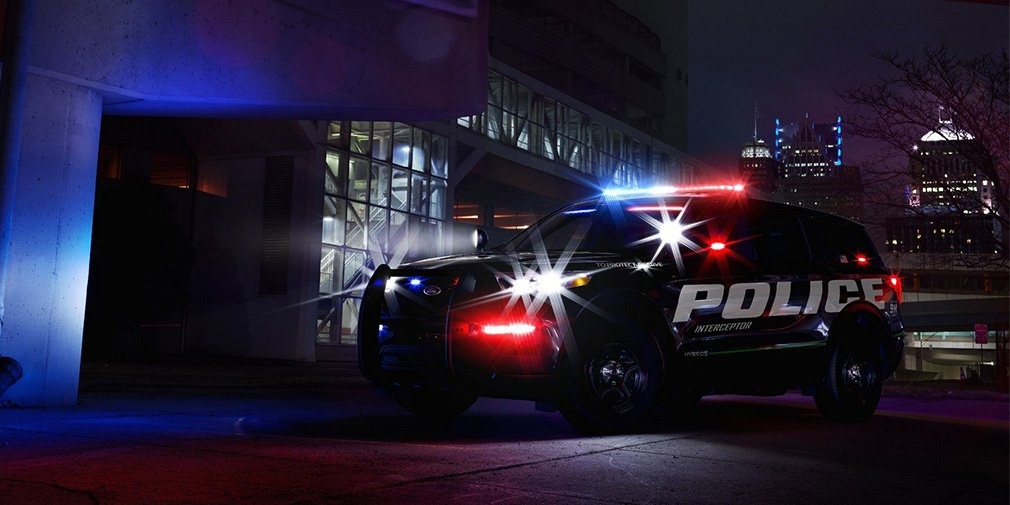 Ford Explorer назвали быстрейшим полицейским перехватчиком в США 1