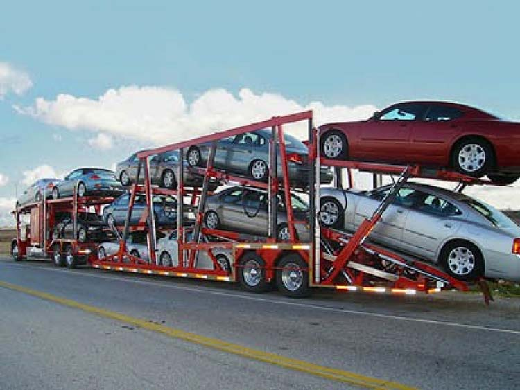Германия обогнала США по экспорту автомобилей в Китай 1