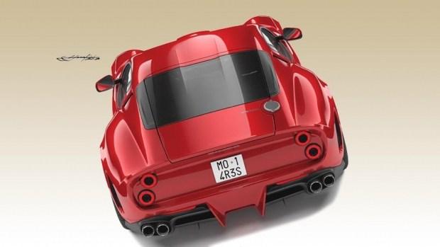 Итальянское ателье возродит Ferrari 250 GTO 2