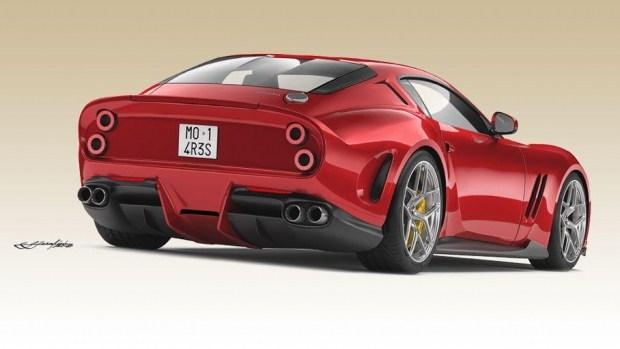 Итальянское ателье возродит Ferrari 250 GTO 3