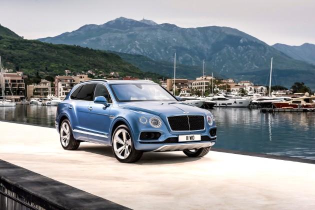 Единственный дизельный автомобиль Bentley не протянул и года 1