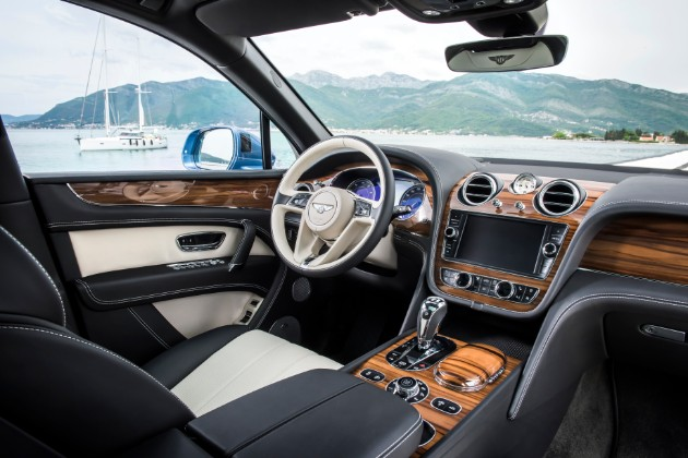 Единственный дизельный автомобиль Bentley не протянул и года 2