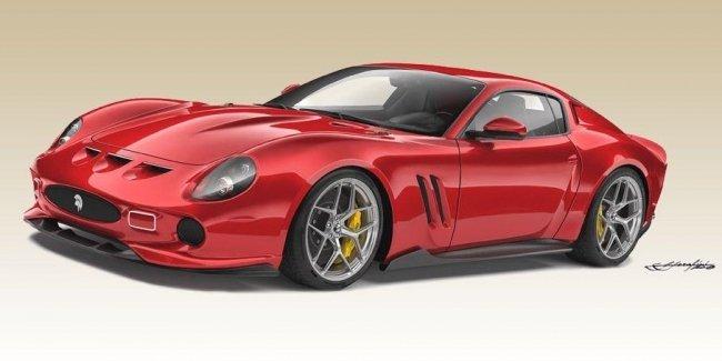 Итальянское ателье возродит Ferrari 250 GTO 1