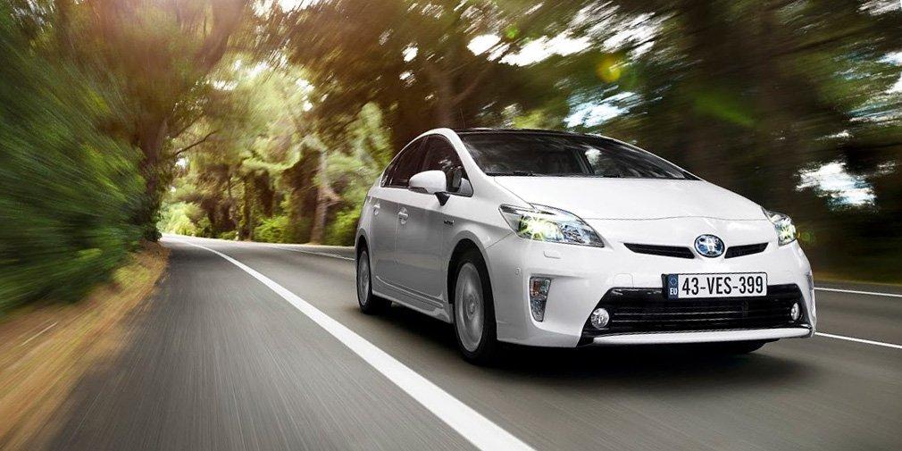 Toyota отправит в ремонт 2,4 миллиона гибридов 1