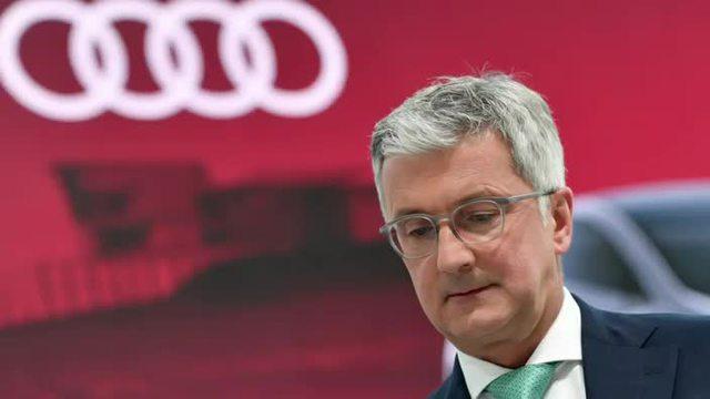 Volkswagen уволил арестованного главу Audi 1