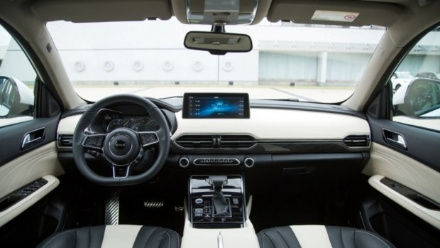 Кроссовер Zotye T600 нового поколения готовится к выходу на рынок 3