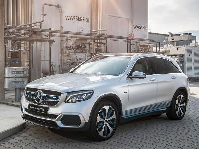 Mercedes-Benz продолжит развитие водородомобилей 1