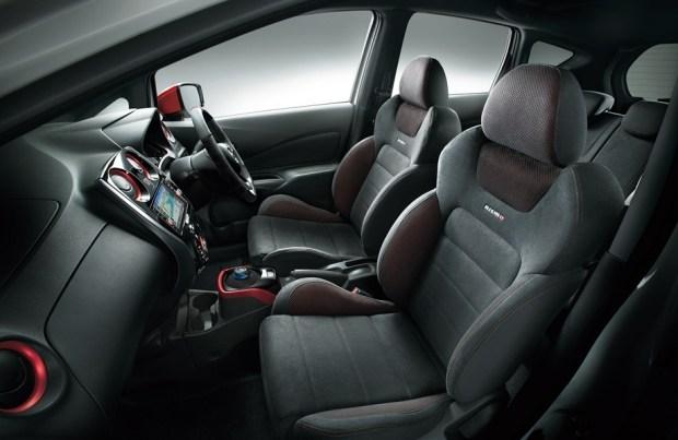Японцам предложили хэтчбек Nissan Note e-Power Nismo S 3