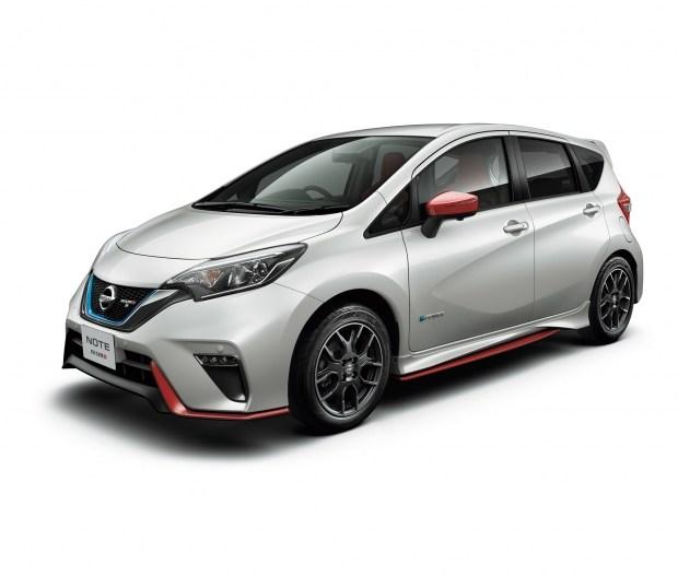 Японцам предложили хэтчбек Nissan Note e-Power Nismo S 1