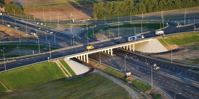 На подъездах к Киеву построят пять двухуровневых развязок 1
