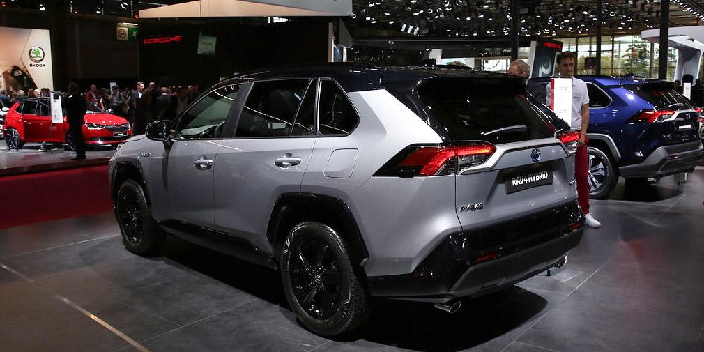 Новый Toyota RAV4 остался без дизельного мотора в Европе 2