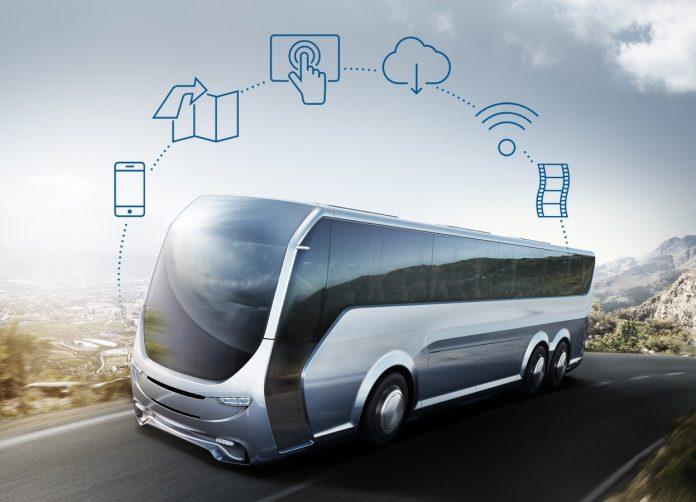 Автобусы превратят в развлекательные центры для пассажиров 1