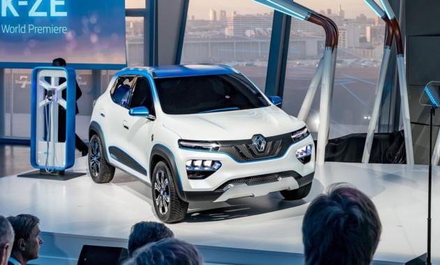Ультрадёшевый Renault Kwid стал донором для электрокара «в стиле SUV» 1