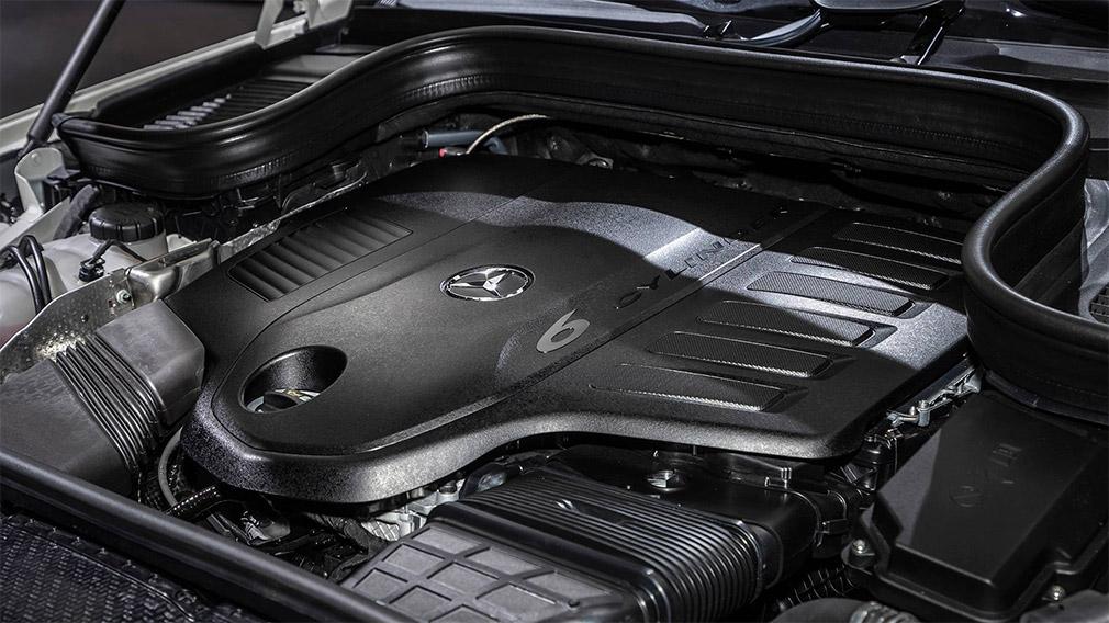 Mercedes-Benz показал в Париже GLE нового поколения 4