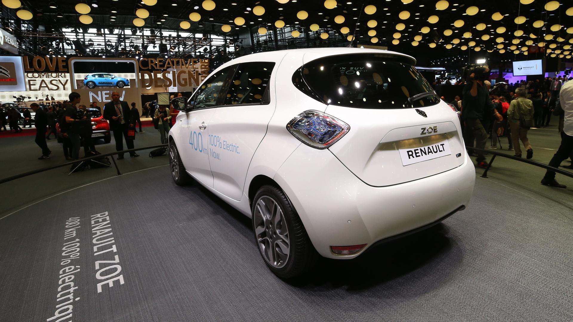 Чем Renault планирует покорить рынок электромобилей 2