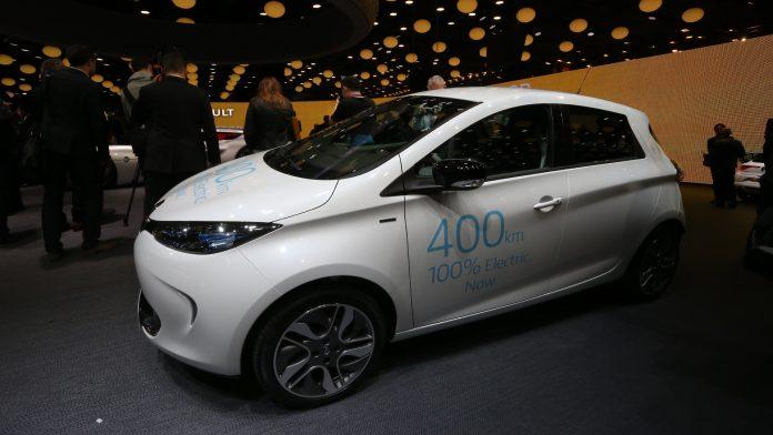 Чем Renault планирует покорить рынок электромобилей 1