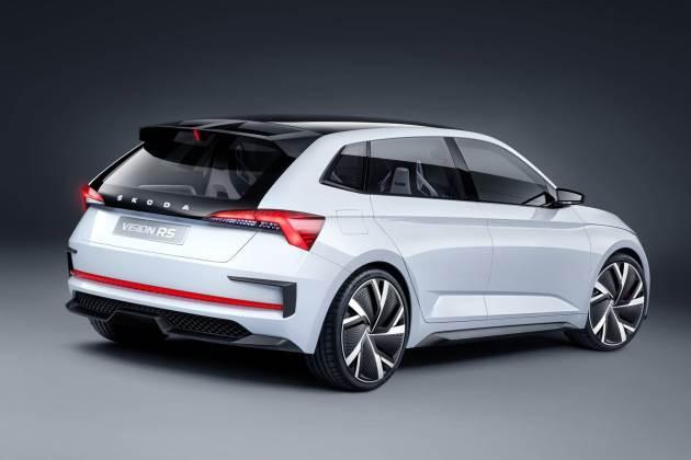 Skoda рассекретила конкурента VW Golf GTI 3