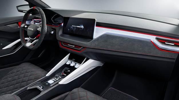 Skoda рассекретила конкурента VW Golf GTI 2