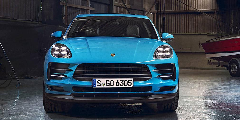 Обновленный Porsche Macan получил новый 245-сильный мотор 1