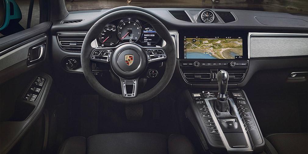 Обновленный Porsche Macan получил новый 245-сильный мотор 4